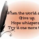 Cu iubire te vindeci… cu ajutor te tratezi